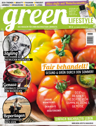 greenLIFESTYLE 06/16
