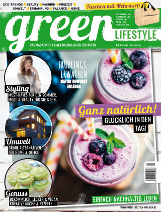 greenLIFESTYLE 05/16