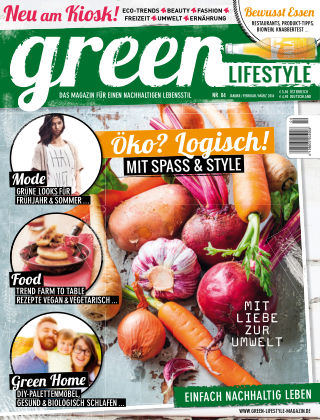 greenLIFESTYLE 04/16