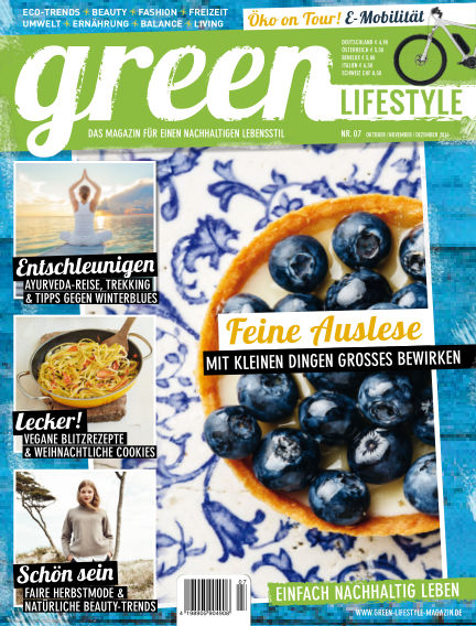 greenLIFESTYLE October 06, 2016 00:00