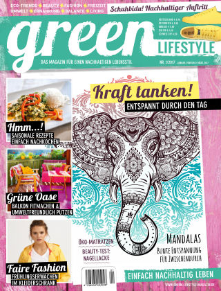 greenLIFESTYLE 01/17