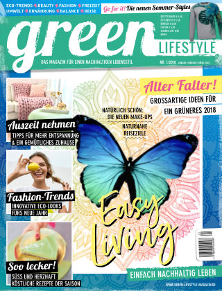 greenLIFESTYLE 01/18