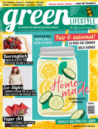 greenLIFESTYLE 03/18