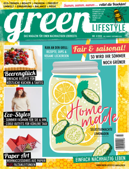 greenLIFESTYLE July 18, 2018 00:00