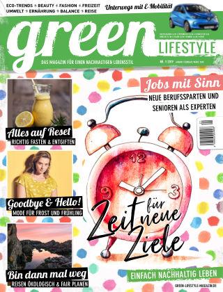 greenLIFESTYLE 01/19