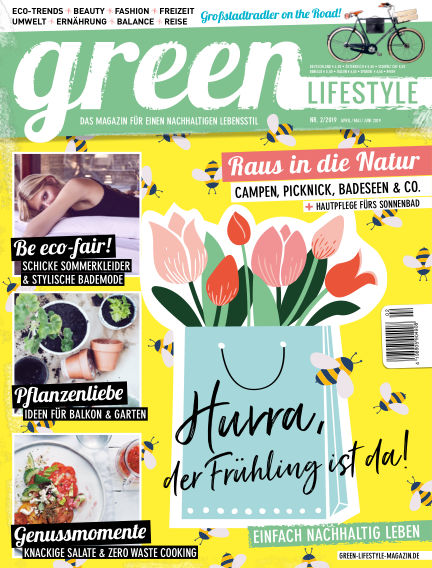 greenLIFESTYLE April 17, 2019 00:00