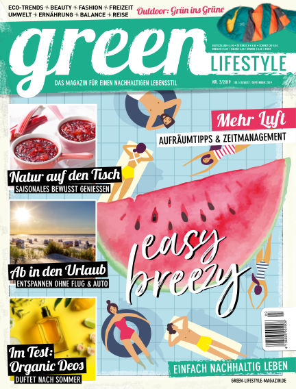 greenLIFESTYLE July 17, 2019 00:00