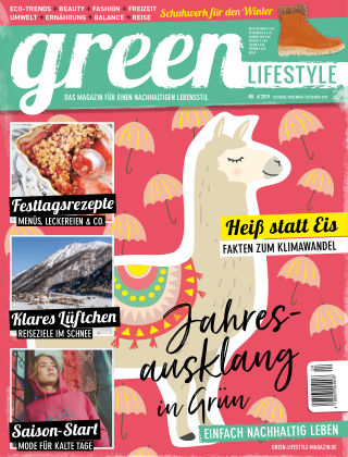 greenLIFESTYLE 04/19