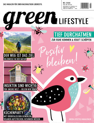 greenLIFESTYLE 02/20