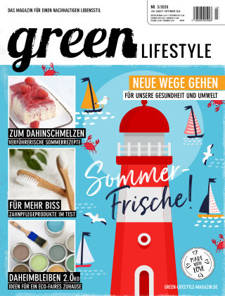 greenLIFESTYLE 03/20
