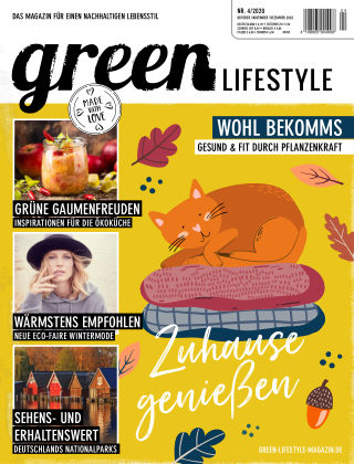 greenLIFESTYLE 04/20