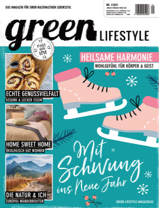 greenLIFESTYLE 01/21