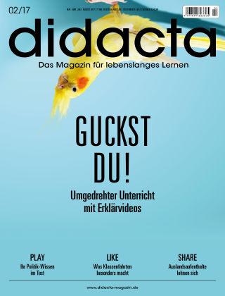 didacta – Das Magazin für lebenslanges Lernen 02/17