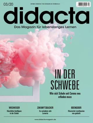 didacta – Das Magazin für lebenslanges Lernen 03/20