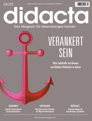 didacta – Das Magazin für lebenslanges Lernen 04/20