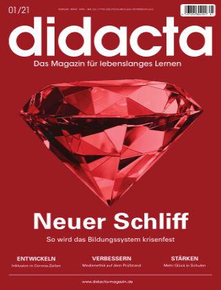 didacta – Das Magazin für lebenslanges Lernen 01/21
