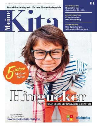 Meine Kita – Das didacta Magazin für die frühe Bildung 01/16