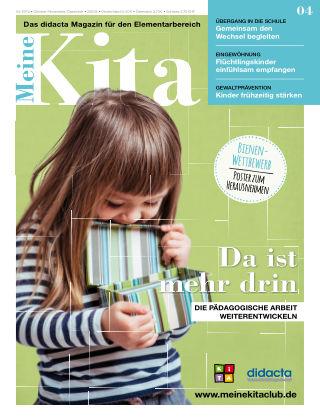 Meine Kita – Das didacta Magazin für die frühe Bildung 04/16