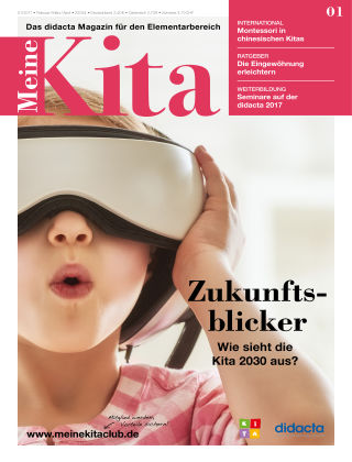 Meine Kita – Das didacta Magazin für die frühe Bildung 01/17