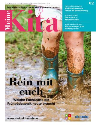 Meine Kita – Das didacta Magazin für die frühe Bildung 02/17