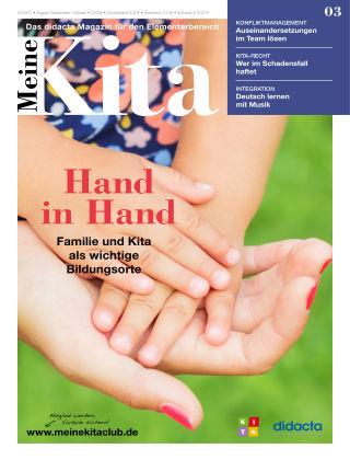 Meine Kita - Das didacta Magazin für den Elementarbereich 03/17