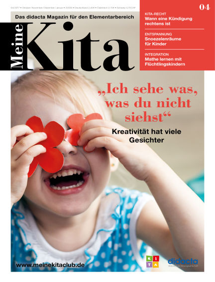Meine Kita - Das didacta Magazin für den Elementarbereich