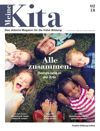 Meine Kita – Das didacta Magazin für die frühe Bildung 02/18
