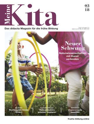 Meine Kita - Das didacta Magazin für den Elementarbereich 03/18