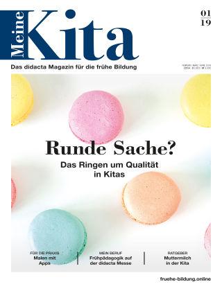 Meine Kita – Das didacta Magazin für die frühe Bildung 01/19
