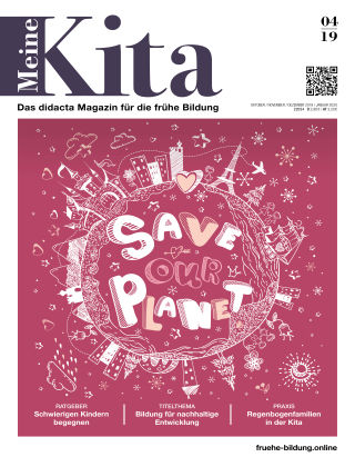 Meine Kita – Das didacta Magazin für die frühe Bildung 04/19
