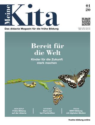 Meine Kita – Das didacta Magazin für die frühe Bildung 01/20