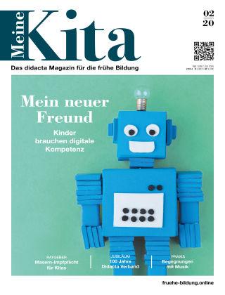 Meine Kita – Das didacta Magazin für die frühe Bildung 02/20