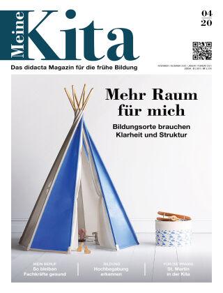 Meine Kita – Das didacta Magazin für die frühe Bildung 04/20