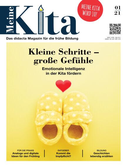 Meine Kita – Das didacta Magazin für die frühe Bildung