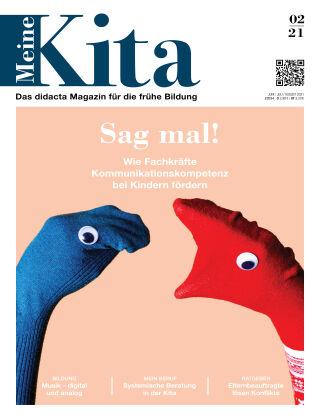 Meine Kita – Das didacta Magazin für die frühe Bildung 02/21