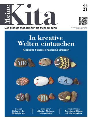 Meine Kita – Das didacta Magazin für die frühe Bildung 03/21