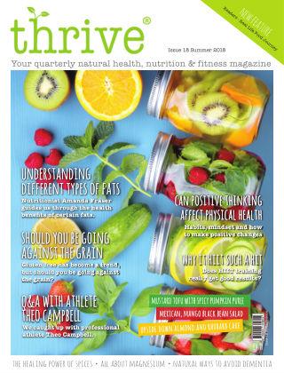 Thrive Magazine Summer 2018