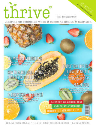 Thrive Magazine Summer 2019