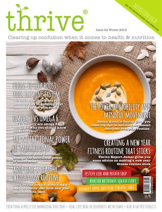 Thrive Magazine Winter 2019