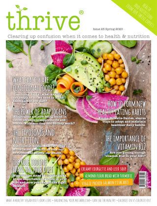 Thrive Magazine Spring 2020