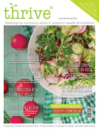 Thrive Magazine Spring 2021