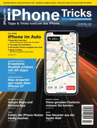 iPhone-Tricks.de Tipps und Tricks 02/2018