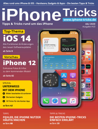 iPhone-Tricks.de Tipps und Tricks 07/2020