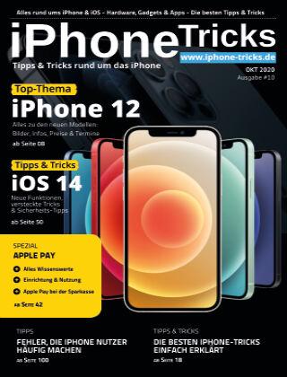 iPhone-Tricks.de Tipps und Tricks 10/2020