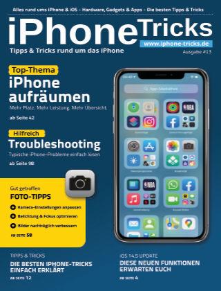 iPhone-Tricks.de Tipps und Tricks 02/2021