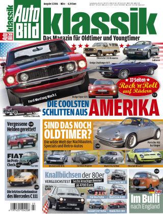 AUTO BILD KLASSIK NR.003 2016
