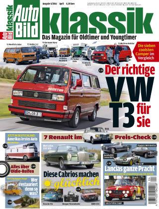 AUTO BILD KLASSIK NR.004 2016
