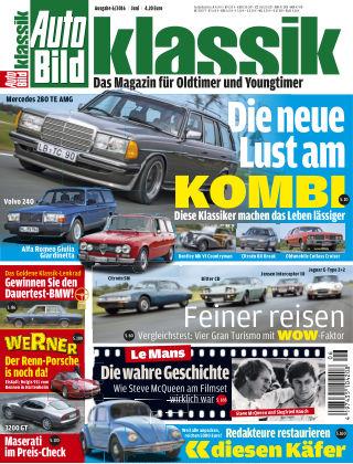 AUTO BILD KLASSIK NR.006 2016