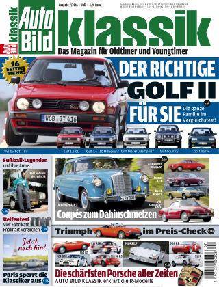AUTO BILD KLASSIK NR.007 2016