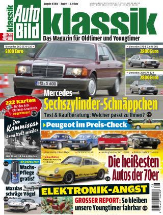 AUTO BILD KLASSIK NR.008 2016